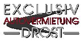 Exclusiv Autovermietung Drost Logo