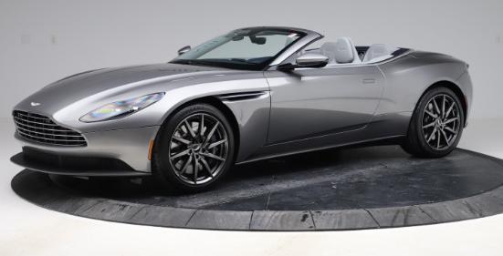 Aston Martin Db11 V8 Volante 510ps Exclusiv Autovermietung Drost