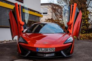 McLaren 570S - Front