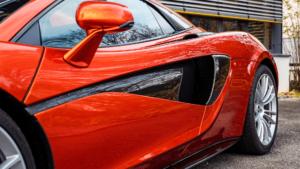 McLaren 570S - Seitenansicht