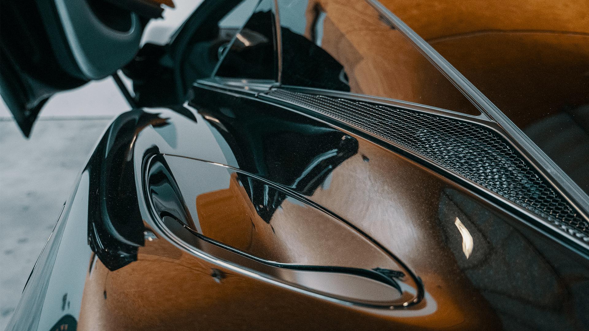 McLaren GT - Details